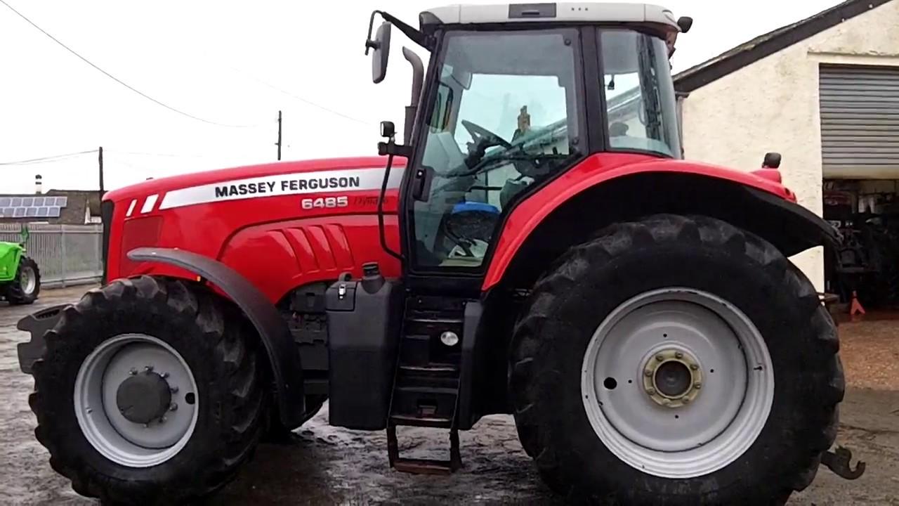Massey Ferguson 6485 Dyna 6 40kph