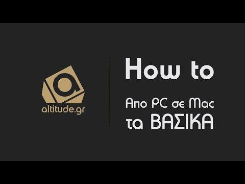 Πώς κάνω Ctrl-Alt-Del σε Mac