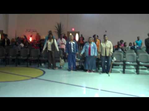 MT. OLIVE BAPTIST CHURCH PRAISE TEAM, ABBEVILLE ALABAMA
