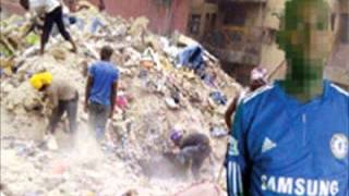 My wife died on her birthday with our last child -- Collapsed building victim