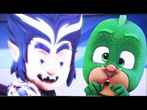 PJ Masks Funny Colors - New Episode 40- Kids Videos