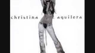 loving me 4 me-christina aguilera
