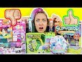 TESTING SLIME AND PUTTY KITS! ( Fluffly Slime, Unicorn Putty, Thinking Putty, Slime Station)