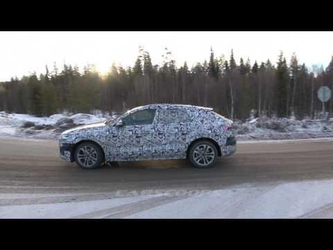 2019 Audi Q8 SUV Spied