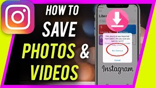 How To Save Pictures or Videos From Instagram On iPhone