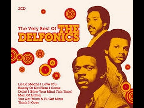 Delfonics - Remix of Greatest Hits
