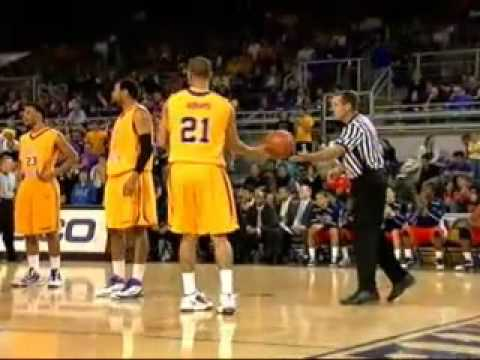 Tim Floyd and Phil Johnson ejected from UTEP game