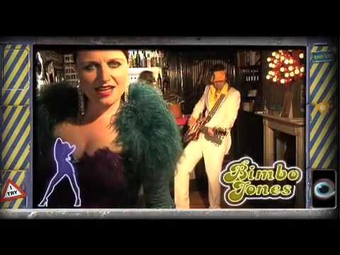 Bimbo Jones - And I Try (Tommy Boy Entertainment, 2008)