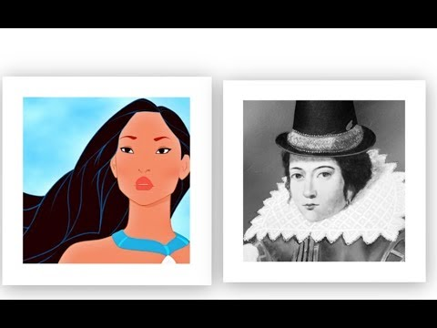 Pocahontas ver online gratis