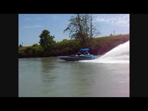 Jet Boat ------ Puyallup River