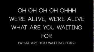 What Are You Waiting For? Paradise Fears Lyrics