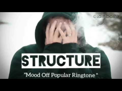 Structure | mood off song full audio