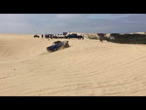 Pismo Beach Long Travel Toyota Huck