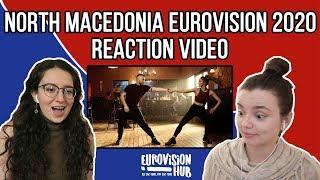 North Macedonia  | Eurovision 2020 Reaction | Vasil - YOU