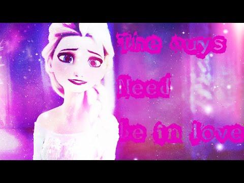 [Frozen] Elsa And Anna | Мужиков надо любить ♡