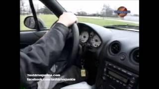 2001 Mazda MX5 Miata
