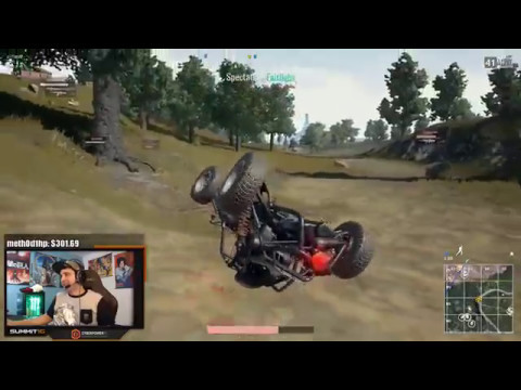 Summit1G Playerunknown's Battleground's Highlights #42 - Charity Invitational 2017
