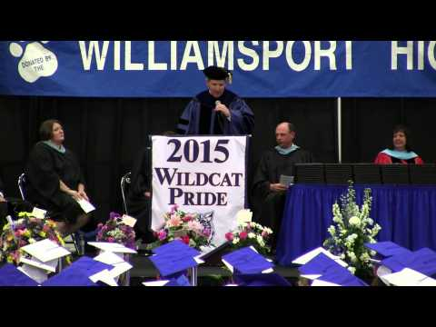 Williamsport High School Graduation 2015