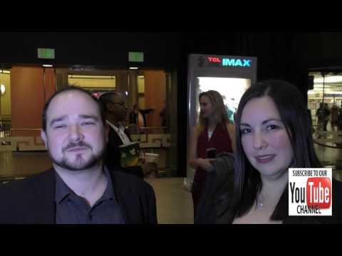 Bradley Pierce with Bella Luna talks about using the work Jumanji to get out of trouble at the World