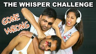 The Whisper Challenge Gone Wrong? | ShrutiArjunAnand