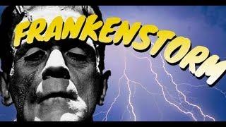 Hurricane Sandy Brooklyn NYC Vlog