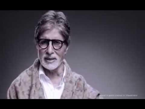 Amitabh Bachchan 'Hum Saath Hai Uttarakhand'