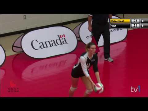 Megan Rosenlund -  2016/17 Volleyball Highlights