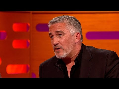 Paul Hollywood's baking related injury - The Graham Norton Show: Episode 5 Preview - BBC One
