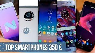 TOP Smartphones 2018 por menos de 350€