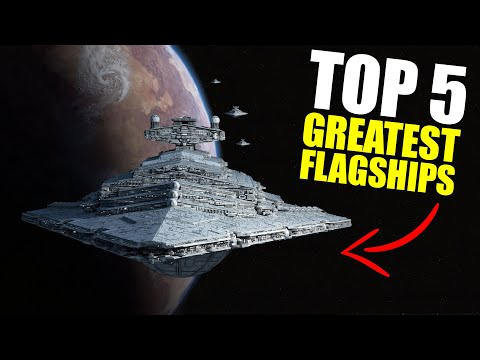 The 5 Greatest Flagships in Star Wars History