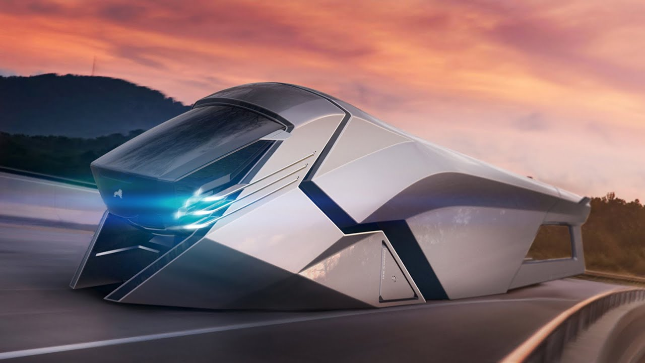 Concept X MAN Trucks of the Future | Concept Vehicle 66