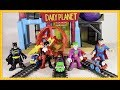 Thomas Minis DC Superfriends REVIEWS/Imaginext DC Superheroes/Stop Motion
