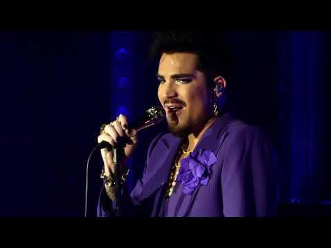 Adam Lambert - Comin' In Hot - Fantasy Springs 12/20/2019