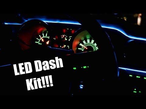 LED Dash Conversion Kit! (05-14 Mustang)