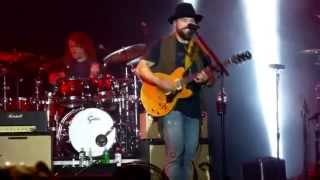 Watch Zac Brown Band Uncaged video