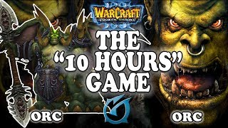 "Grubby | The ""10 Hours"" Game 