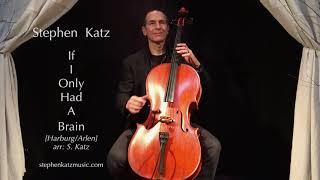 If I Only Had A Brain  - Stephen Katz