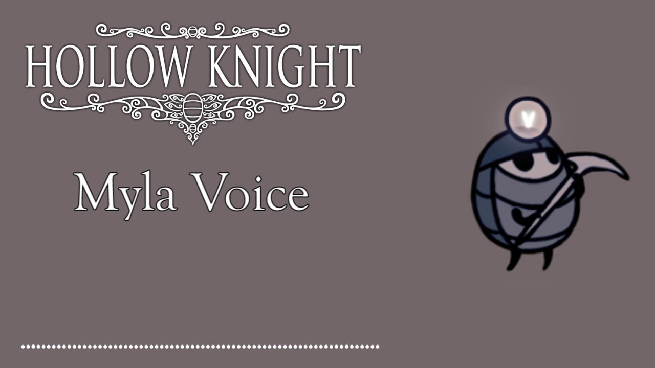 Myla In 26m 09s By Yote Hollow Knight Category Extensions