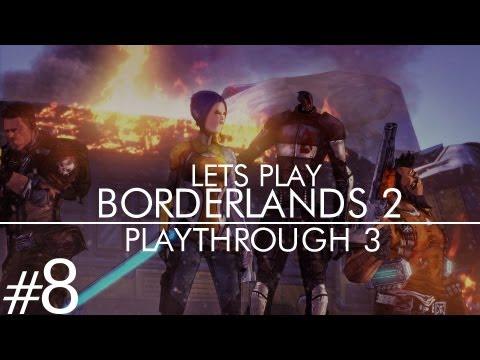 Borderlands 2 Ultimate Vault Hunter Mode Pt. 8 (FIRE CULT) |