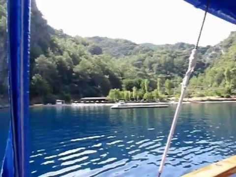 Blue Cruise Demre to Fethiye