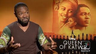 David Oyelowo Interview Queen Of Katwe TIFF2016