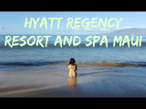 Hyatt Regency Resort and Spa in Maui - Travel with Arianne - Travel and Stay episode #2