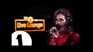 Rae Morris - Rockstar/Havana mash-up in the Live Lounge