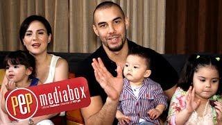 Repeat youtube video PEPtalk. Doug and Cheska tell how