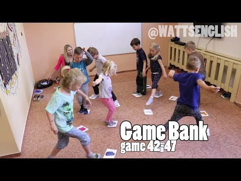 Game bank | game 42 47 | WattsEnglish