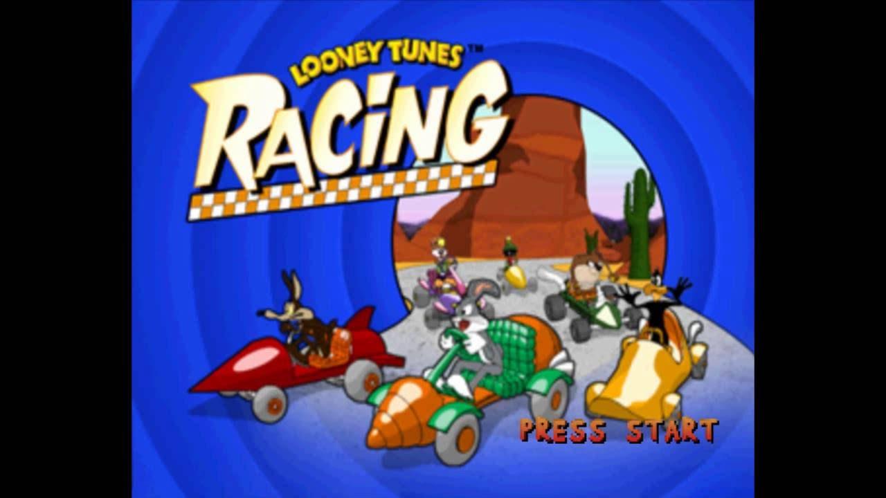 Bugs Bunny Race