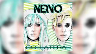NERVO feat. J Park - Right Thru Me (Cover Art)