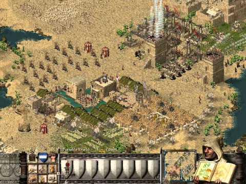 Stronghold Crusader Mission 21 - The Desert Wind