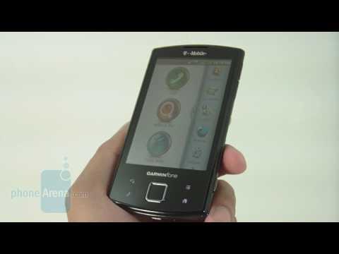 Garmin-Asus Garminfone Review