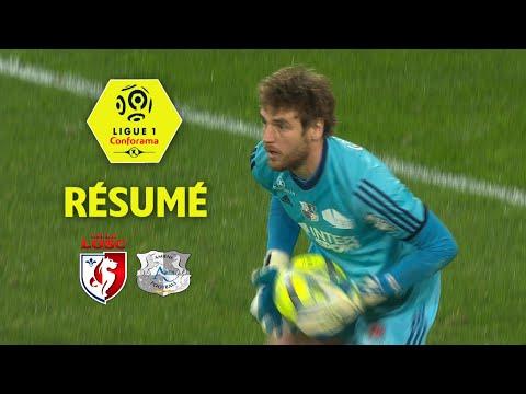 LOSC - Amiens SC ( 0-1 ) - Résumé - (LOSC - ASC) / 2017-18